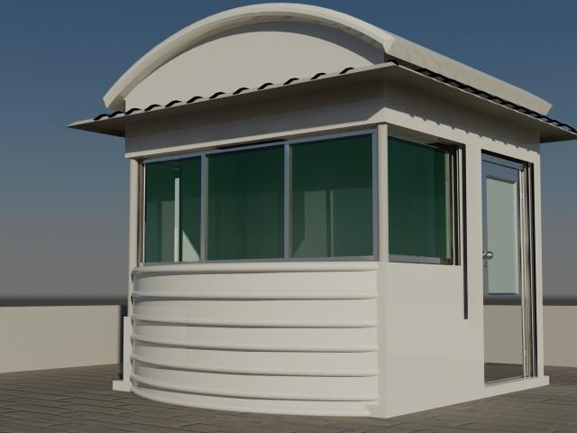 Security Cabin Manufacturers And Suppliers Dubai Uae