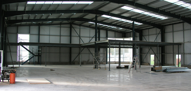 Warehouse accessories suppliers dubai uae for How to build a mezzanine floor in your home