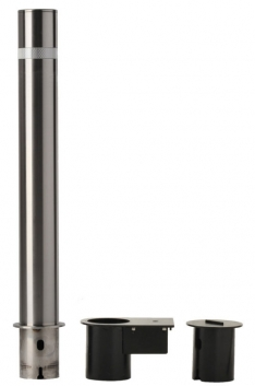 R-8462 Stainless Steel Removable Bollard