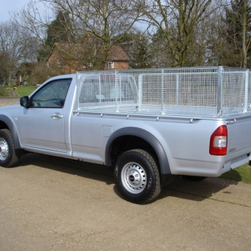 Truck Cages