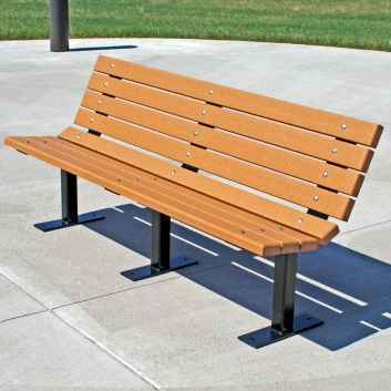 Outdoor Seating and Park Benches